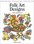 Folk Art Designs (Design Source Books)