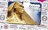 Egypt characteristic creative tourism souvenirs Magnetic fridge magnet the sphinx