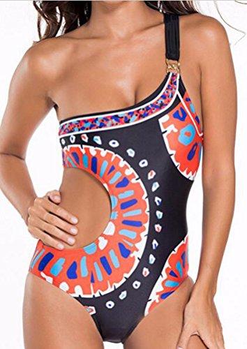 sunifsnow-donna-sexy-una-spalla-un-pezzo-estate-stampato-beachwear-bikini-multicoloured-medium