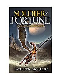 Soldier Of Fortune: A Gideon Quinn Adventure by Kathleen McClure ebook deal