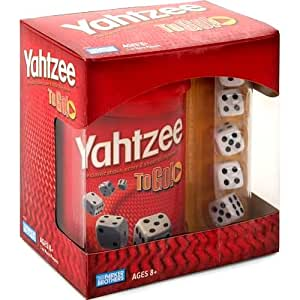Yahtzee to Go Travel Game