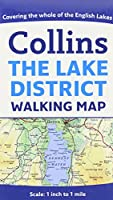 Collins Lake District Map (Collins Pictorial Maps), by Collins Maps