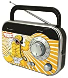 Soundmaster The Simpsons TR 410DS - personal radio