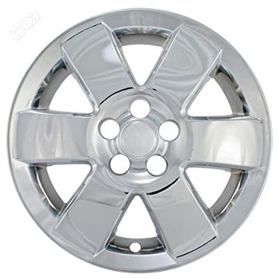 Coast To Coast IWCIMP332X 15 Inch Chrome Wheelskins With Le - Pack Of 4