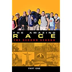Amazing Race II-(Disc 1)
