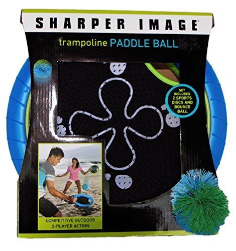 sharper-image-trampoline-paddle-ball-set