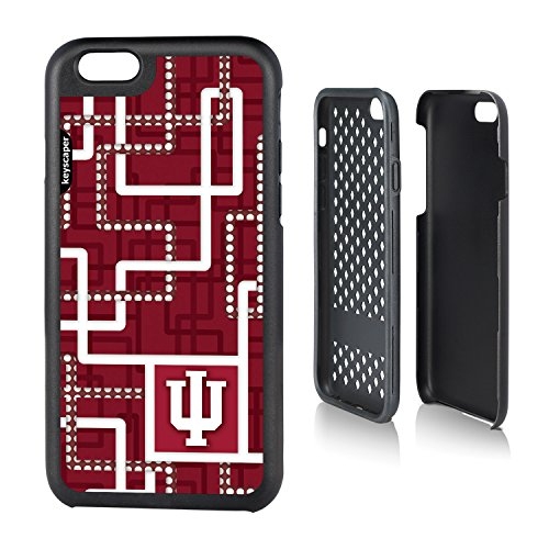 Indiana Hoosiers Iphone 6 Rugged Case Pipes Ncaa