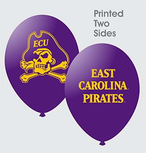 "East Carolina Pirates 11"" Balloons - 1"