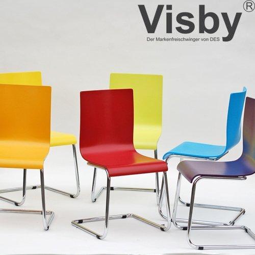 6er-Set-Freischwinger-Stuhl-VISBY-Holz-Whlen-Sie-aus-8-Farben