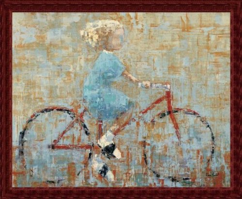 Barewalls Wall Decor by Rebecca Kinkhead, Bicycle