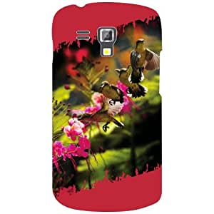 Samsung Galaxy S Duos 7582 Back Cover - Great Designer Cases