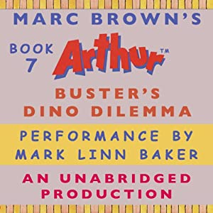 Buster's Dino Dilemma | [Marc Brown]