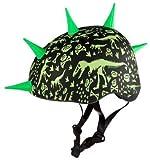 KRASH T-Rex Bonez Liberty Helmet, Black