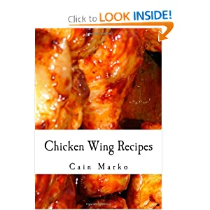 Click to Order Chicken Wing Cookbook
