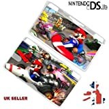 SUPER MARIO RACERS Protective HARD CASE COVER For Nintendo DS LITE Console ONLY In A Retail Pack. Ready For Fast 1st Class UK Post.