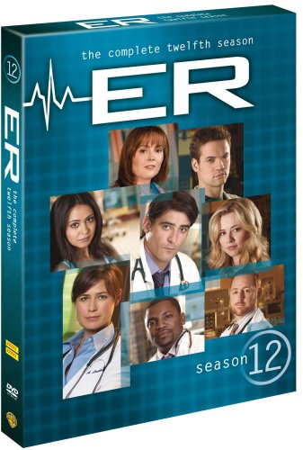 ER: The Complete Twelfth Season [DVD]