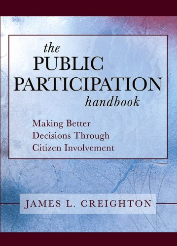 Public and citizen participation in process