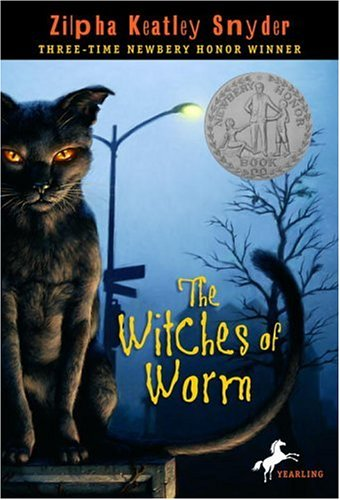 Image for The Witches of Worm (Yearling Book)