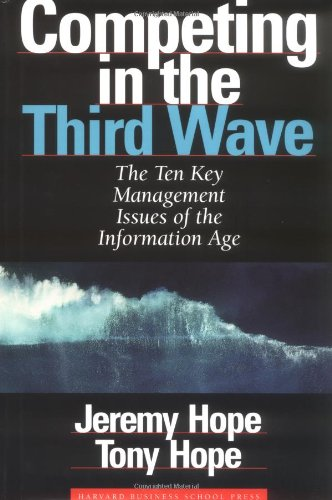 Competing in the Third Wave: The Ten Key Management Issues of the Information Age