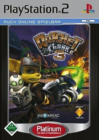 Ratchet & Clank 3 [Platinum]