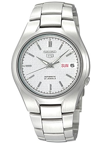 seiko-5-mens-automatic-watch-with-silver-dial-analogue-display-and-silver-stainless-steel-bracelet-s