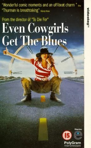 Even Cowgirls Get The Blues [VHS] [UK Import]