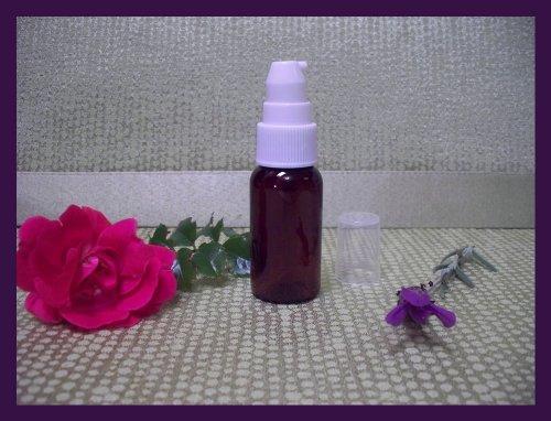 cream-soap-lotion-shampoo-pump-dispenser-with-1-oz-pet-amber-boston-round-bottle-38-h-x-11-dia-139-x