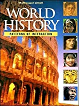World History: Patterns of Interaction, Annotated Teacher's Edition