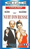 echange, troc Nuit d'ivresse [Théâtre] [VHS]