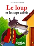 Le Loup et les Sept cabris (album CP)
