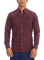 Galvanni Camisa Hombre Johanson (Rojo)