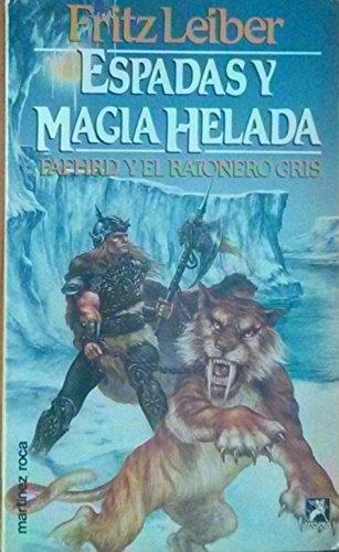 Espadas Y Magia Helada