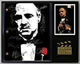 "THE GODFATHER LTD EDITION REPRODUCTION SIGNED CINEMA SCRIPT DISPLAY""C3"""