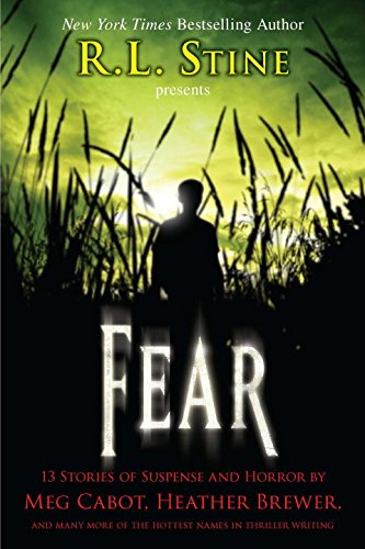 Image of Fear: 13 Stories of Suspense and Horror