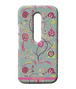 Payal Singhal Chintz Print - Sublime Case for Moto G3