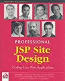 Professional JSP Site Design (1861005512) by Kevin Duffey