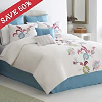 Patrician Farrah 8 Piece Comforter Set Collection