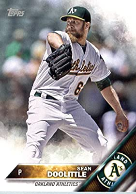 2016 Topps Team Edition #OA-11 Sean Doolittle Oakland Athletics Baseball Card-MINT