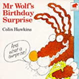 Mr.Wolf's Birthday Surprise (0749702842) by Hawkins, Colin