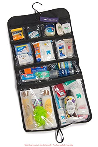 09. Expert Traveler Hanging Toiletry Bag - Designed By Travelers for Travelers