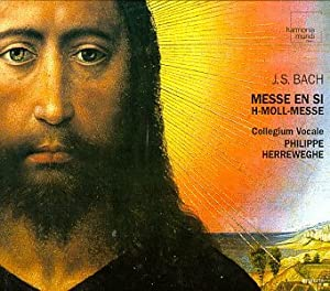Bach: Mass in B minor /Herreweghe