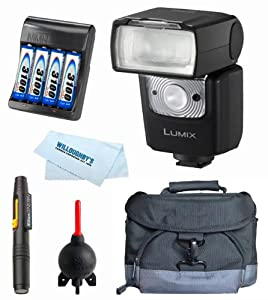 Panasonic DMW-FL360L Wireless LED Flash Deluxe Kit