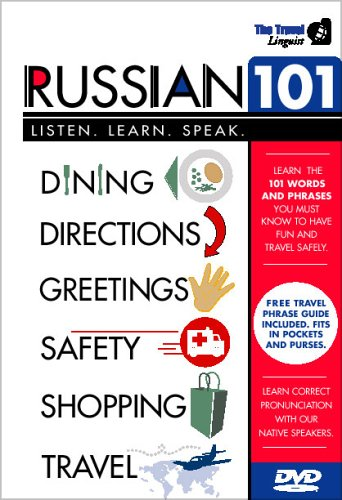 Russian 101: Learn to Speak Russian with The Travel Linguist