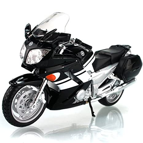 FJR 1300 modele de moto en alliage jouets Vehicule Miniature Echelle 1/12