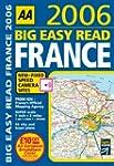 AA Big Easy Read France 2006 (AA Road...