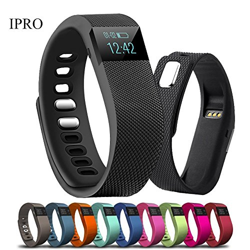 IPRO TW64 Werable Smartwatch Activity Fitness Tracker for Kids/Women Health