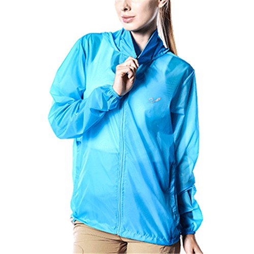 Kuer-Unisex-Nylon-Ultrathin-Breathable-Lightweight-Sports-Windbreaker-Skin-Coat