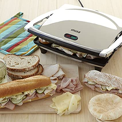 Imusa-GAU-80102-Panini-and-Sandwich-Maker