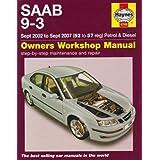 Saab 9-3 (02 - 06) ( 2008 ) Paperback