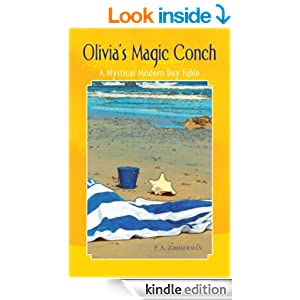 olivias magic conch book cover